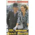 101 avenue Henri Martin Régine-Deforges