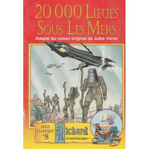 20 000 lieues sous les mers Jules Vernes   Film