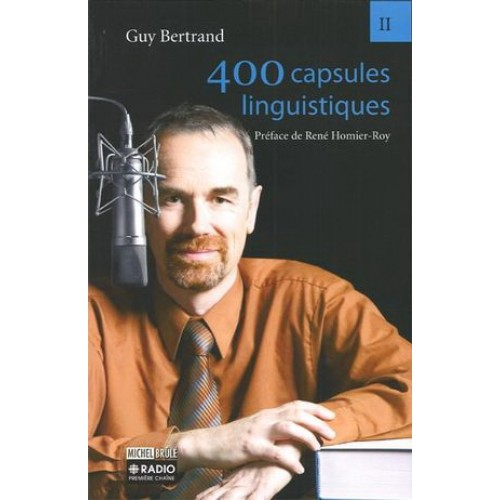 400 capsules linguistiques Guy Bertrand