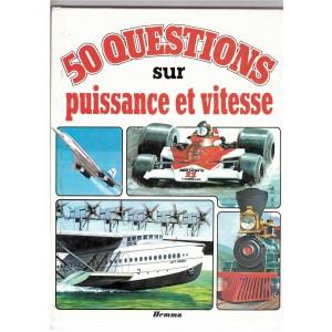 50 questions sur puissance et vitesse Ron Taylor