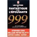 999 le livre du millénaire des maîtres du fantastique A L Sarrantomio