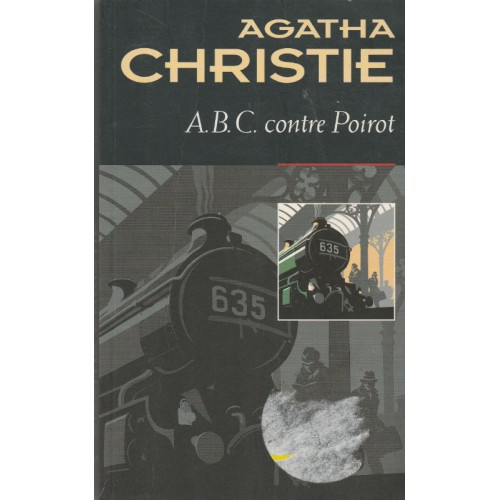ABC contre Poirot Grand Format  Agatha Christie