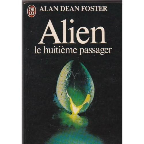 Aliens le huitième passager  Alan Dean Foster