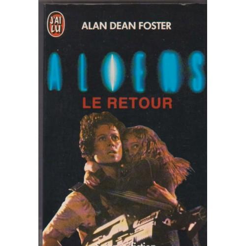 Aliens le retour  Alan Dean Foster