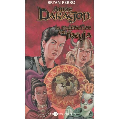 Amos Daragon La malédiction de Freyja  no 4  Bryan Perro