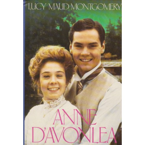 Anne D'Avonlea  Lucy Maud Montgomery