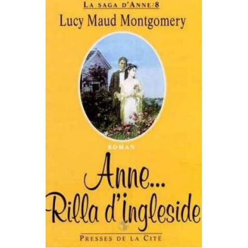 Anne Rilla D'Ingleside Lucy Maud Montgomery