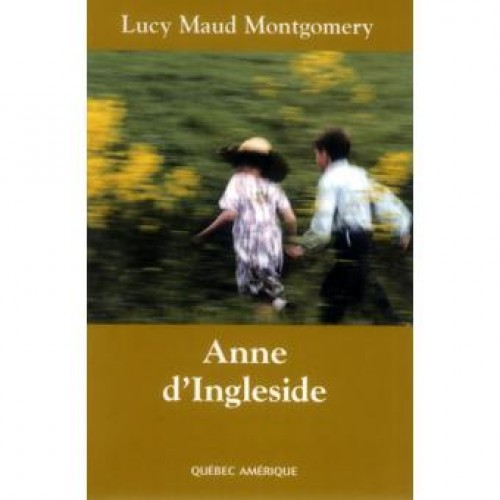Anne D'Ingleside  Lucy Maud Montgomery