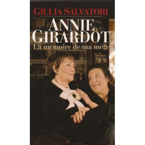 Annie Girardot La mémoire de ma mère Giulla Salvarori