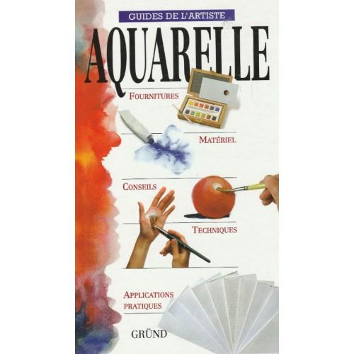Aquarelle Guide de l'artiste