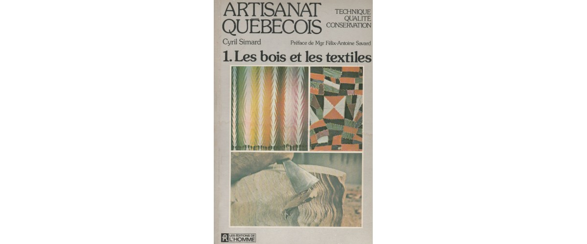 artisanat québécois