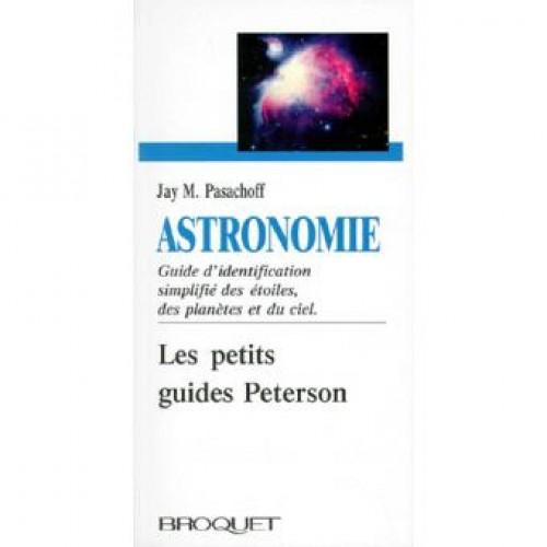 Astronomie Guide d'identification simplifié des étoiles  Jay M Pasachoff