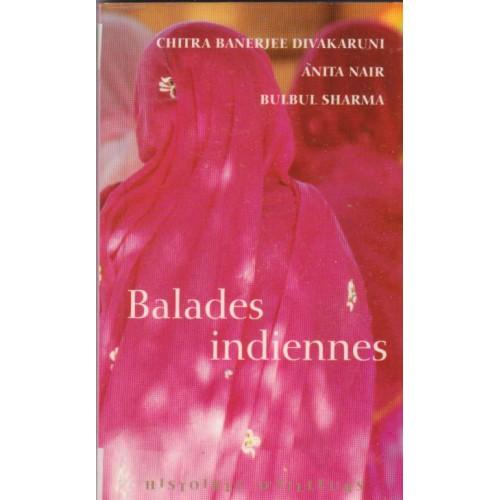 Balades indiennes Anita Nair