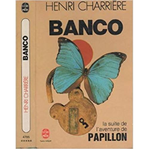 Banco suite de Papillon  Henri Charrière