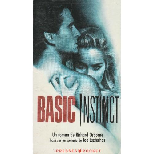 Basic instinct Richard Osborne  Format Poche