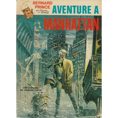 Bernard Prince Aventure a Manhattan  Hermann et Grec