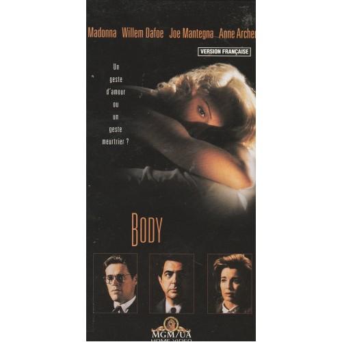 Body film VHS