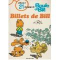 Boule et Bill  Billets de Bill no 21