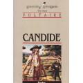 Candide ou l'optimiste L'univers des lettres de  Bordas Voltaire