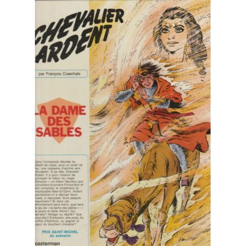 Chevalier ardent La dame des sables  François Craenhals