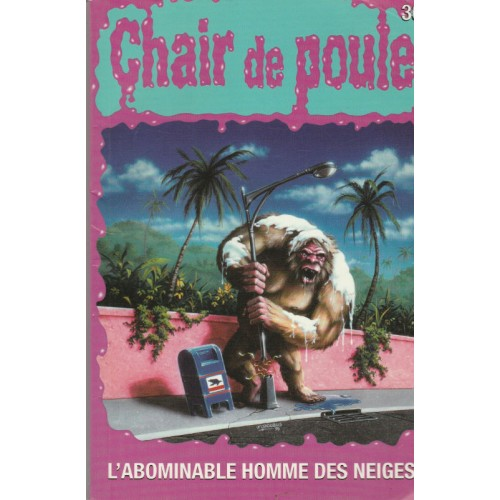 Collection Chair de poule L'abominable homme des neiges No 36 R-L Stine