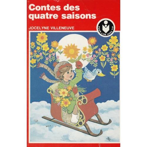 Contes des quatres saisons, Jocelyne Villeneuve