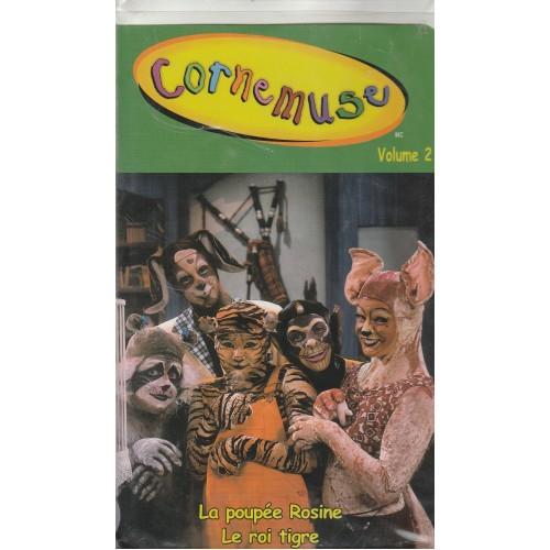 Cornemuse volume 2  La poupée Rosine  Film VHS enfant