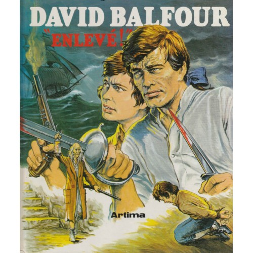 David Balifour Enlevé   Robert Louis Stevenson