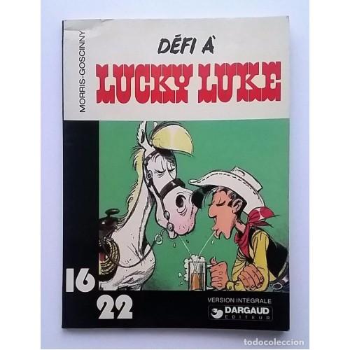 Défi à Lucky Luke  Morris-Goscinny