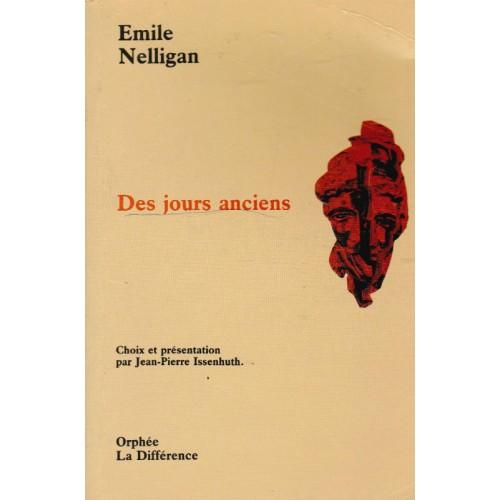Des jours anciens Emile Nelligan