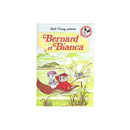 Bernard et Bianca  Walt Disney