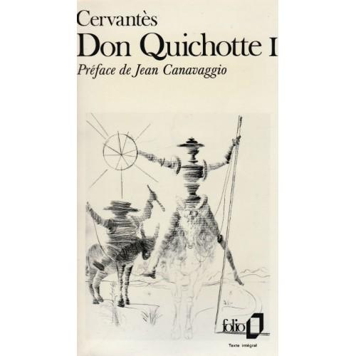 Don quichotte tome 1  Cervantes