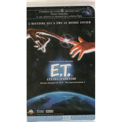 E T L'extraterrestre  Film enfants