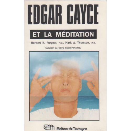 Edgar Cayne et la méditation Herbert Puryear