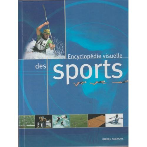 Encyclopédie visuelle des sports plusieurs auteurs