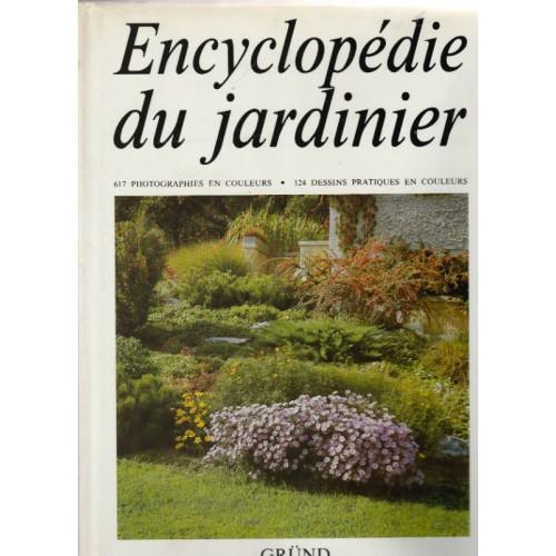 Encyclopédie du jardinier Cestmir Bohrm