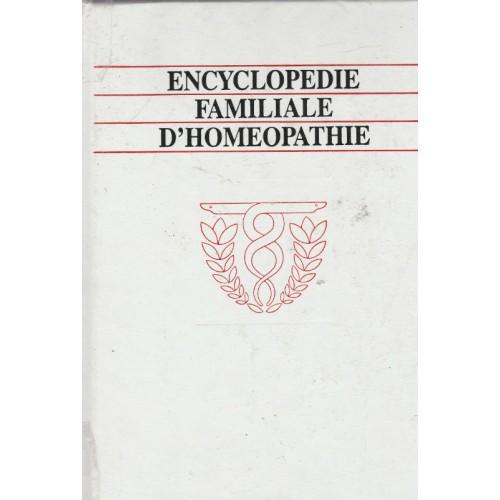 Encyclopédie familiale d'homéopathie Eric Meyer