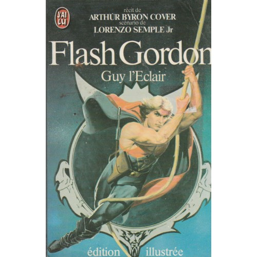 Flash Gordon, Arthur Byron Cover