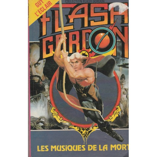 Flash Gordon La musique de la mort  Alex Raymond