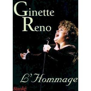 Ginette Reno l'hommage Daniel Bertrand