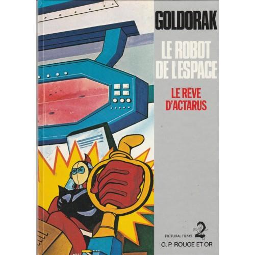 Goldorak, le robot de l'espace