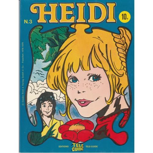 Heidi La fugue de Peter Patrick Manoukian