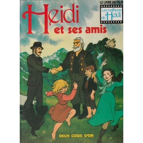 Heidi et ses amis, Claude Saler