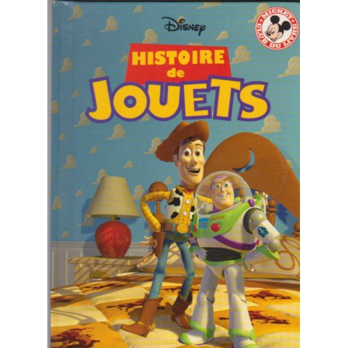 Histoire de jouets, Disney