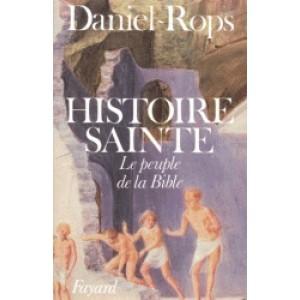 Histoire sainte Daniel Rops