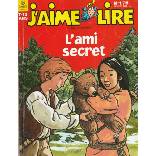 J'aime lire L'ami secret no 176, Jennifer Dalymple