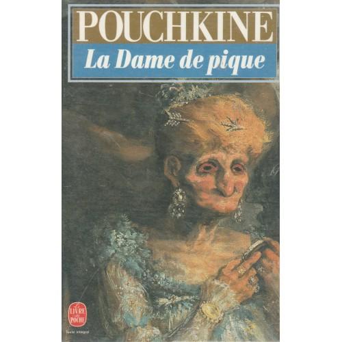 La dame de pique Pouchkine
