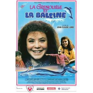 La grenouille et la baleine  Viviane Julien