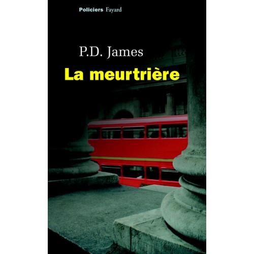 La meurtrière P D James  Grand format