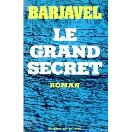Le grand secret  Barjavel